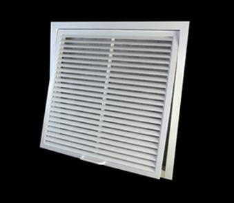 Return Air Filter Frame Grille (RAFF Grille) | HVAC Distributors