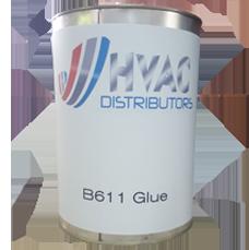 hvac b611 glue